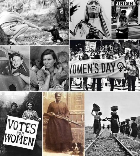 Happy International Women's Day 2014: One World. One Love.