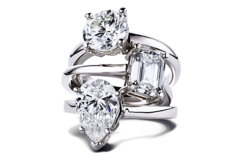 Spence Diamonds Engagement Rings